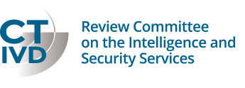 Logo CTIVD - Review Committee on the Intelligence and Security Services - To the homepage of English.ctivd.nl
